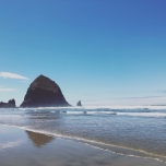 Haystack Rock | Cannon Beach